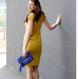 Moda Luxe Clutch Royal Blue
